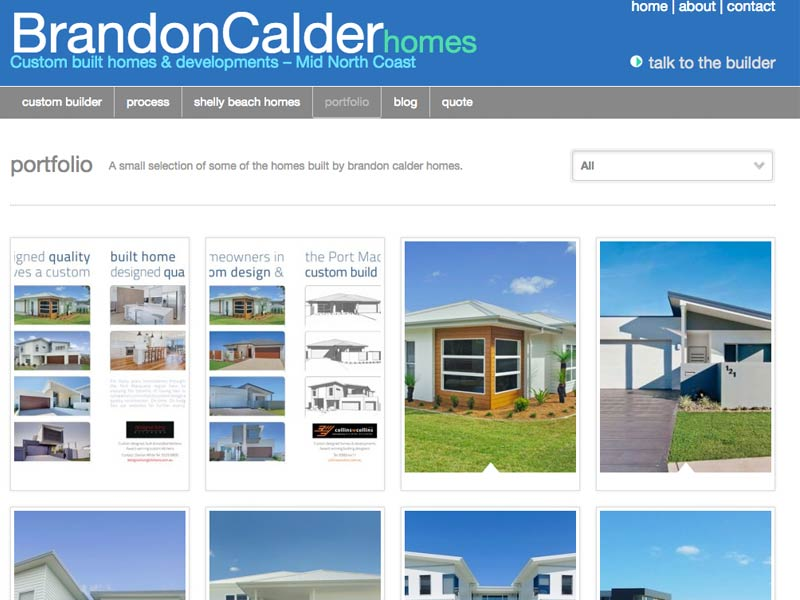 Project home builders mid north coast