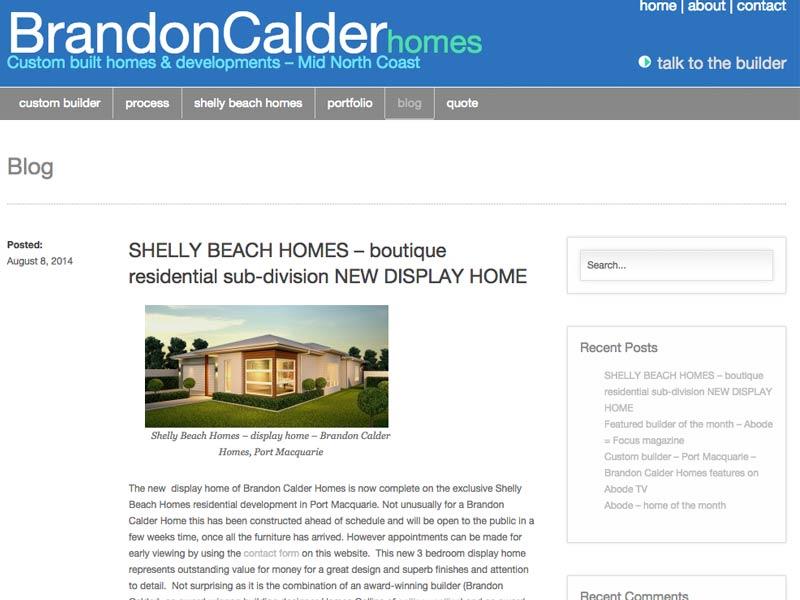 Brandon Calder Homes 5