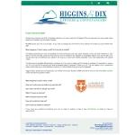 Higgins & Dix 3